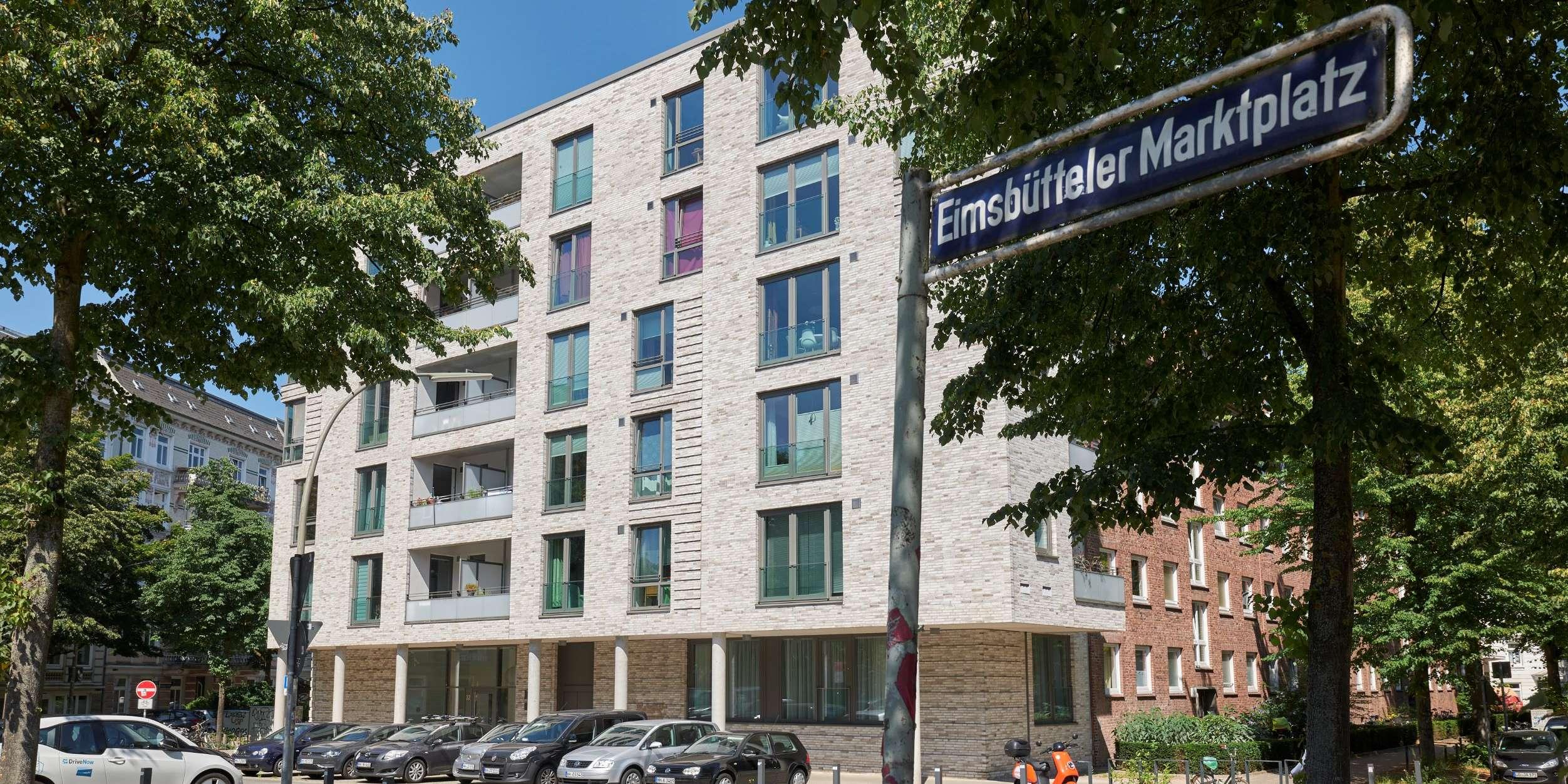 Eimsbütteler Marktplatz  Hamburg   KAIFU