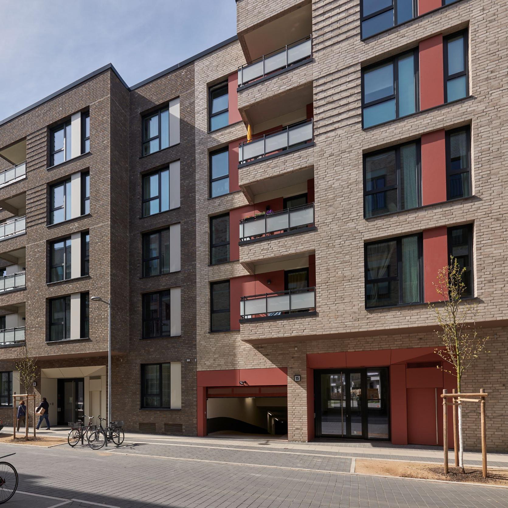 Neubauwohnungen in Hamburg   Hamburg Altona   Neue Mitte Altona