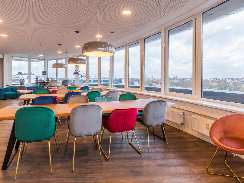 Panorama-Lounge -