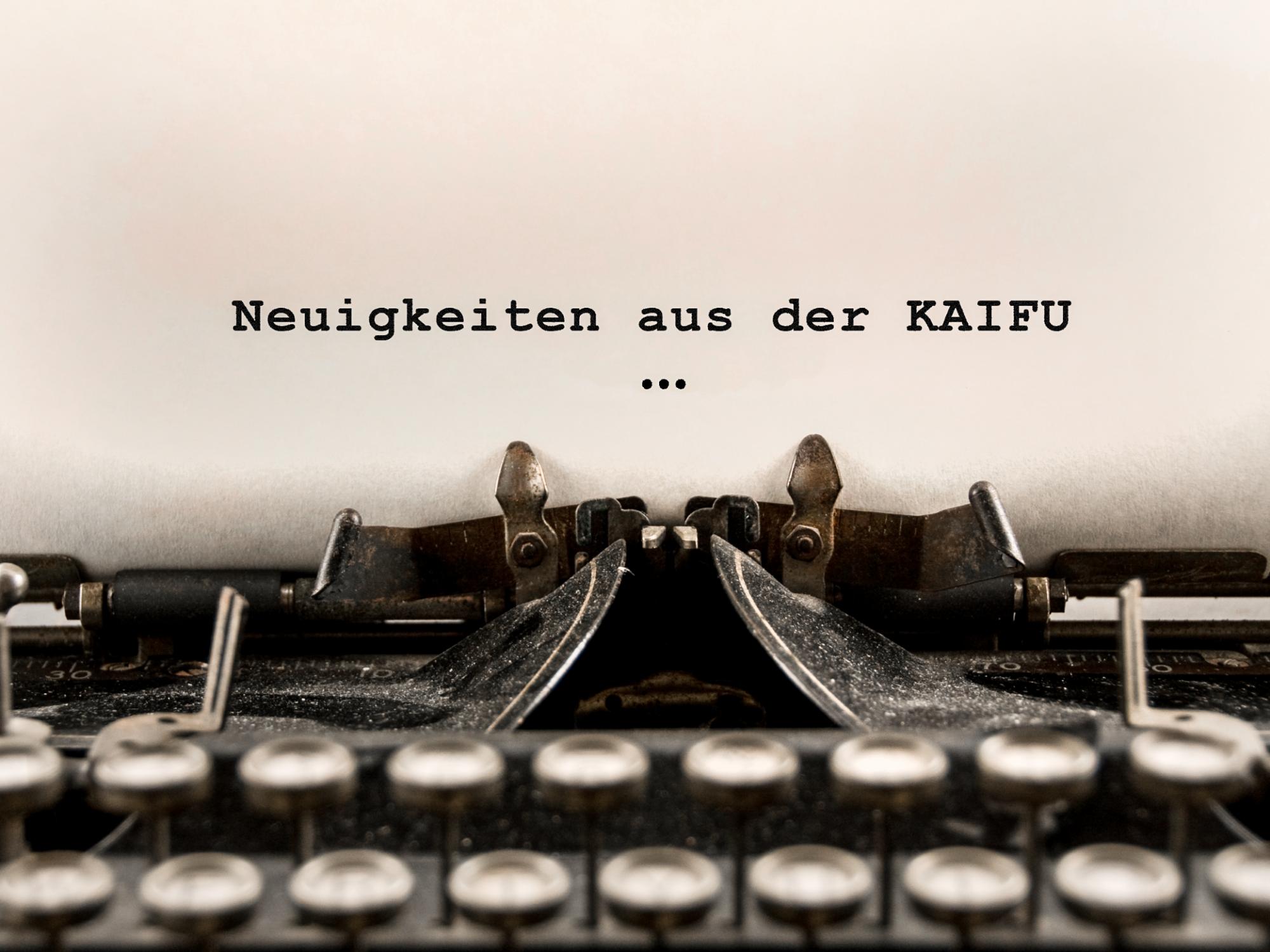 Aktuelles der Baugenossenschaft KAIFU für Hamburg