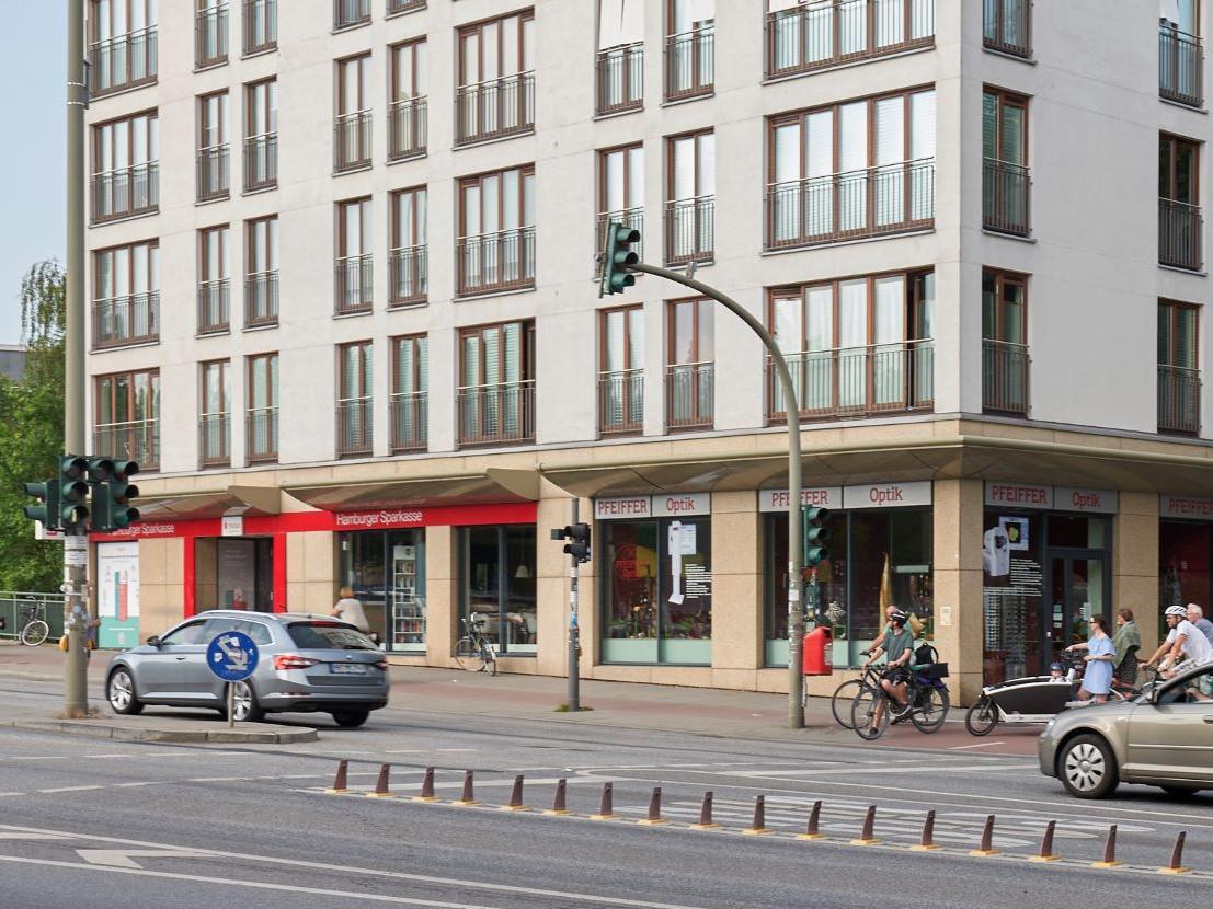 Unsere Gewerbe-Räume in Hamburg