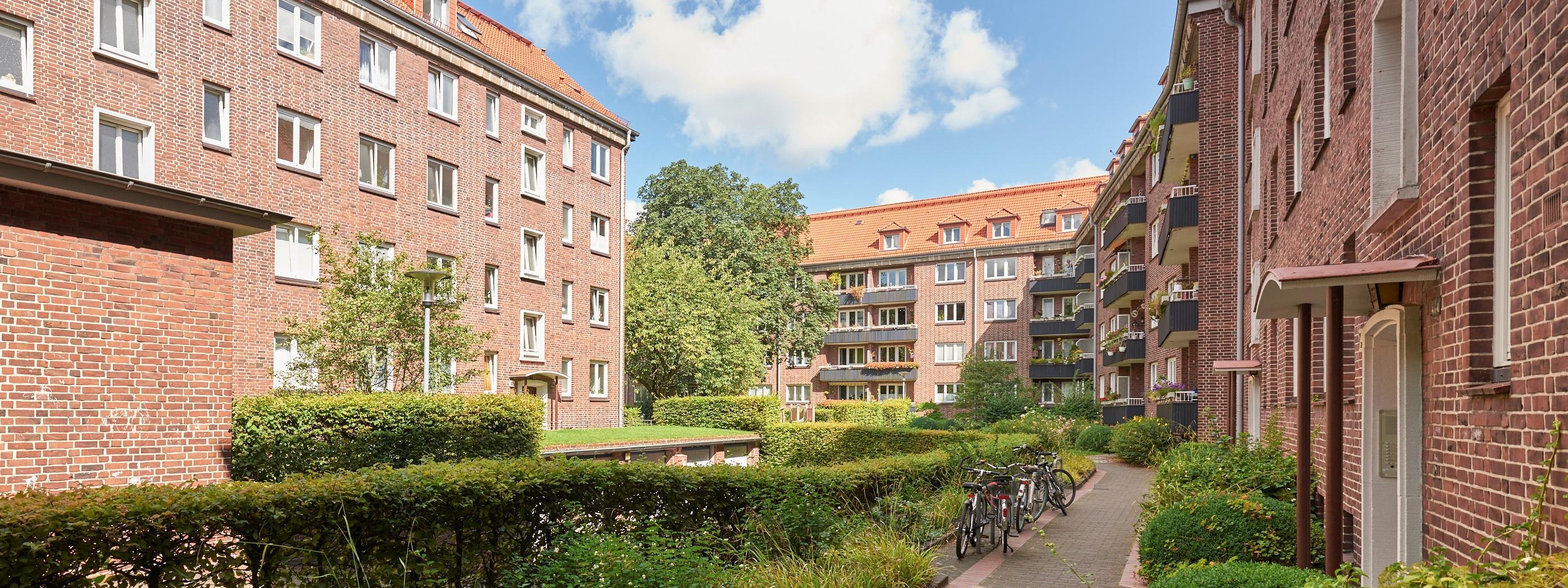 Unsere Wohnungen zum Mieten in Hamburg